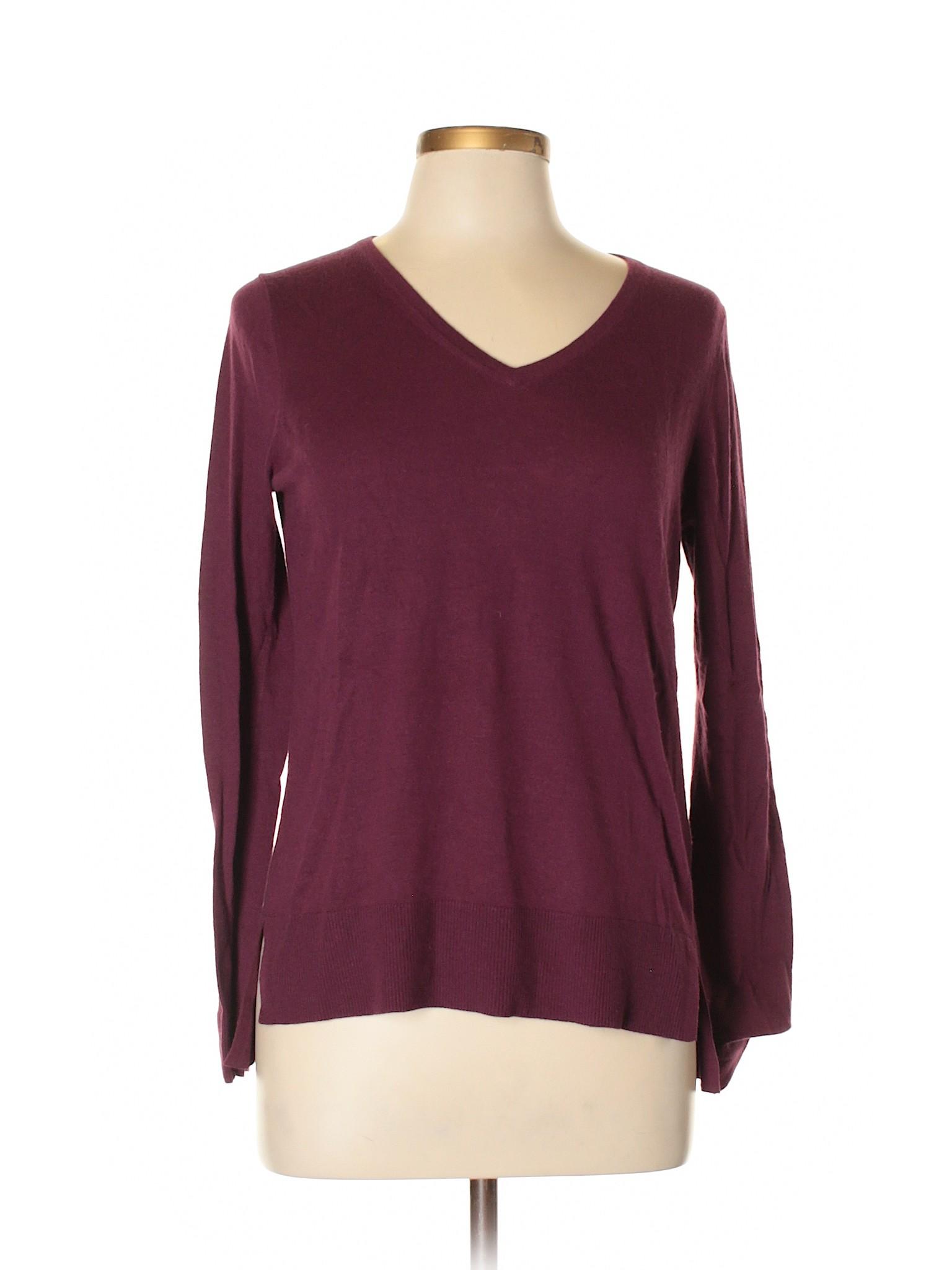 Boutique Sweater Pullover Taylor LOFT Ann ZvU60Z