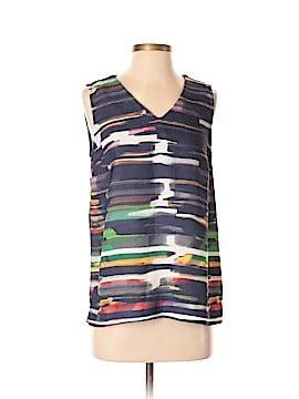 Donna Ricco Sleeveless Blouse Size S