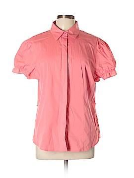 Worthington Short Sleeve Button-Down Shirt Size XL