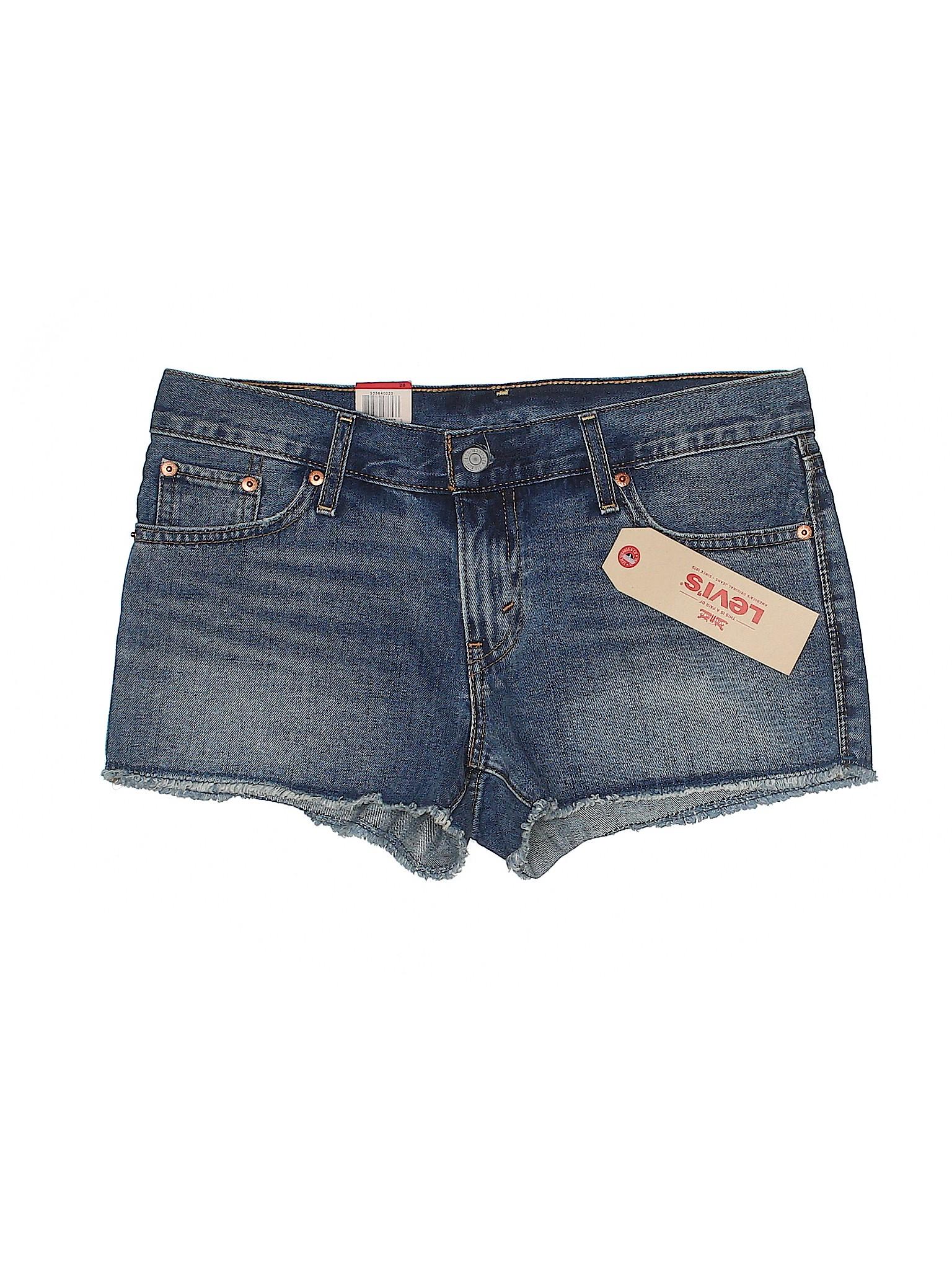 Boutique Boutique Shorts Denim Levi's Levi's q5HxwPOxR