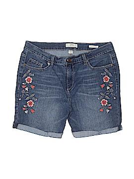 Vintage America Blues Denim Shorts Size 8