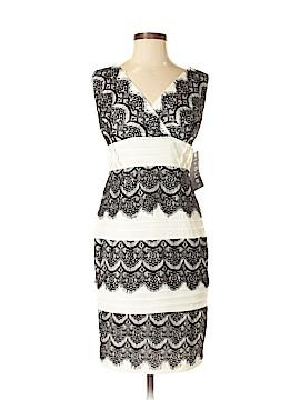 Sangria Cocktail Dress Size 4 (Petite)