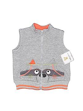 Cuddle Bear Vest Size 9 mo