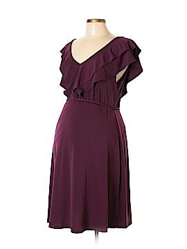 Jessica Simpson Casual Dress Size XL (Maternity)