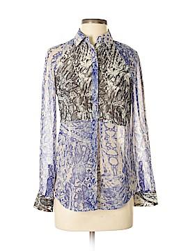 Armani Exchange Long Sleeve Blouse Size XS