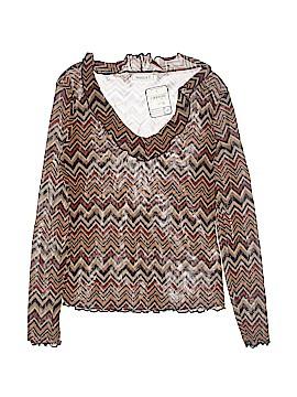 Yessica Long Sleeve Top Size 38 (EU)
