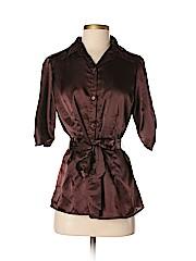 Nicola Women Short Sleeve Blouse Size M