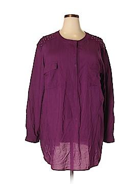 LYS Long Sleeve Blouse Size 3X (Plus)