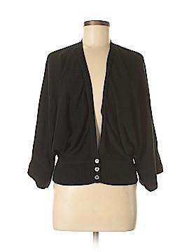 Cupio Silk Cardigan Size M