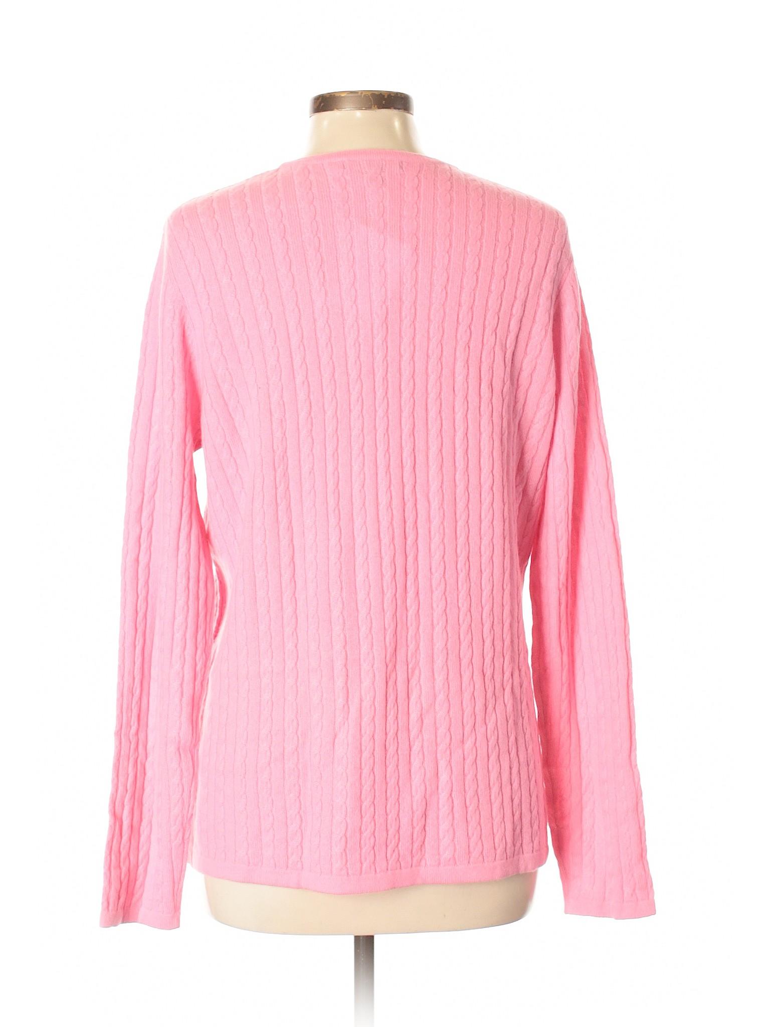 Pullover Sweater Lands' End Cashmere Boutique qx1t8Zww