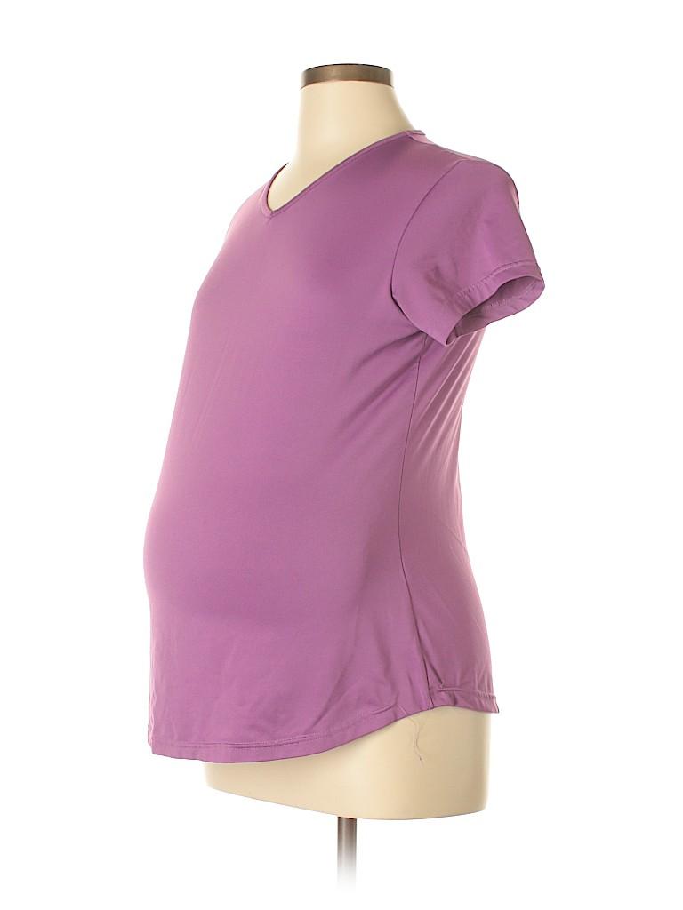 Ripe Women Active T-Shirt Size M (Maternity)