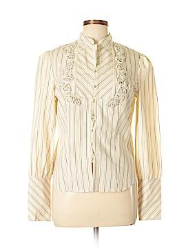 Day Birger et Mikkelsen Long Sleeve Button-Down Shirt Size L
