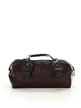 Valerie Stevens Leather Shoulder Bag One Size