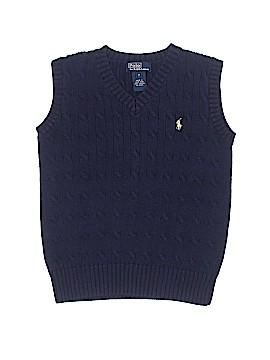 Polo by Ralph Lauren Sweater Vest Size 7