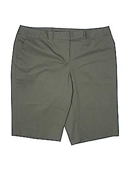 Jones New York Dressy Shorts Size 16W
