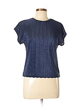 Lana Lee Short Sleeve Blouse Size M