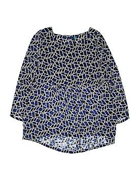 AVA Long Sleeve Blouse Size M