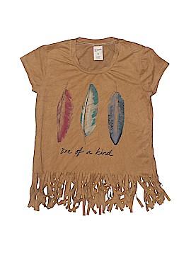 Arizona Jean Company Short Sleeve Top Size 7