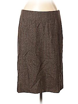 Barneys New York Wool Skirt Size 46 (IT)