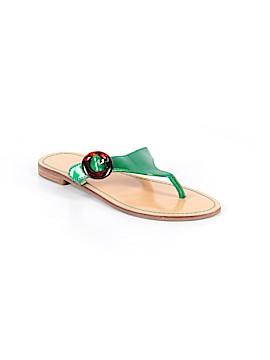 Nine West Flip Flops Size 6 1/2