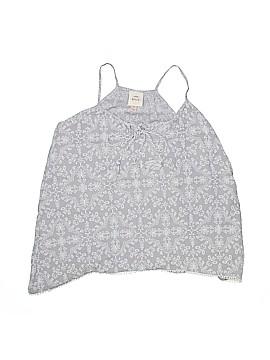 Knox Rose Sleeveless Blouse Size S