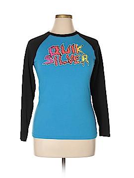 Quiksilver Long Sleeve T-Shirt Size XL