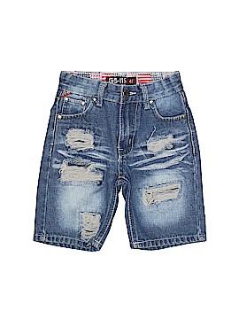 GS115 Denim Shorts Size 4T