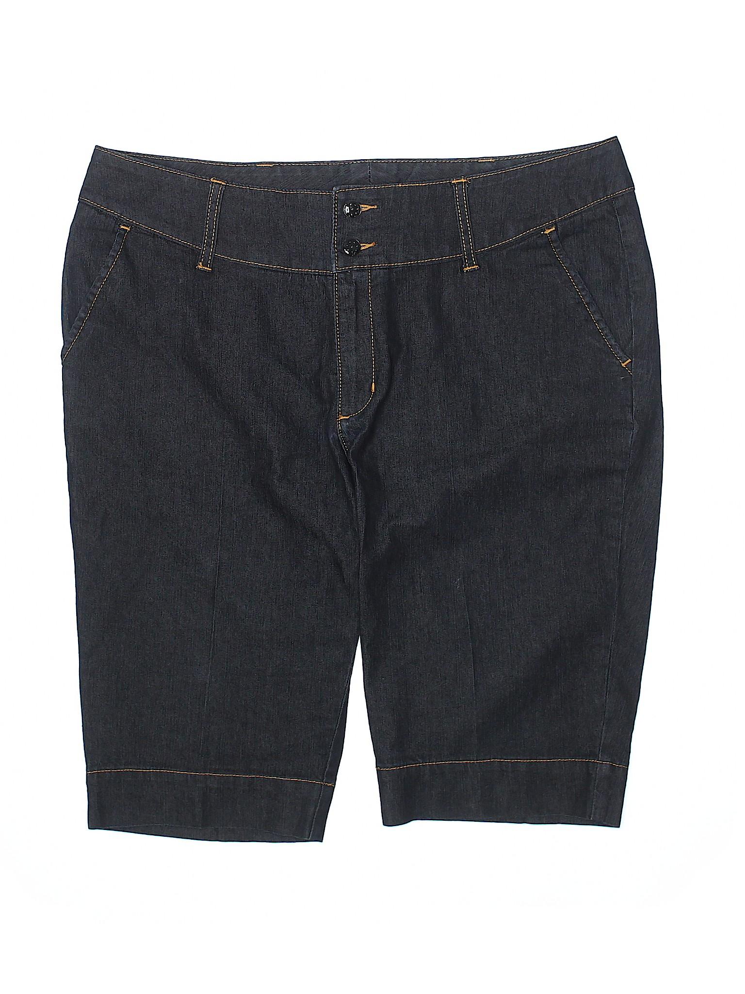 Denim Boutique Bisou Shorts Boutique Bisou Bisou W8SYnRz