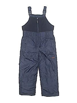 OshKosh B'gosh Snow Pants With Bib Size 4