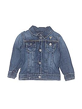 Guess Denim Jacket Size 3T