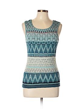 Nic + Zoe Sweater Vest Size L