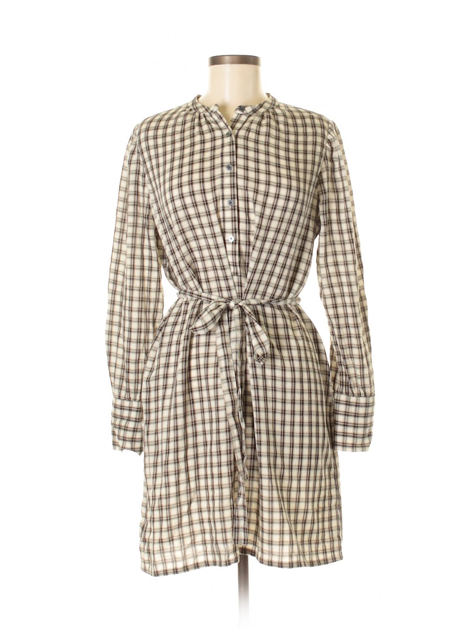 Ann Taylor Winter Loft Boutique Casual Dress S16wn7