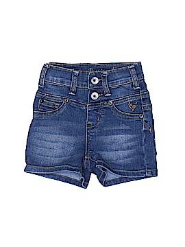 Justice Jeans Denim Shorts Size 7