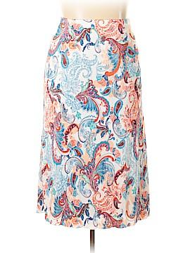 Slinky Brand Casual Skirt Size 1X (Plus)