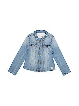 IKKS Denim Jacket Size 3