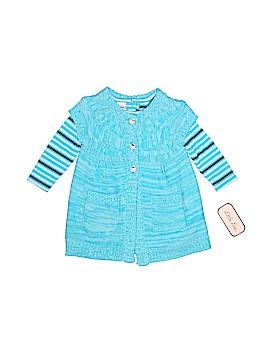 Little Lass Cardigan Size 24 mo