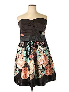 Torrid Cocktail Dress Size 16 (Plus)