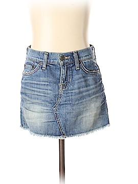 Lucky Brand Denim Skirt Size 00
