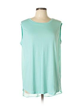 Stylus Sleeveless T-Shirt Size XL