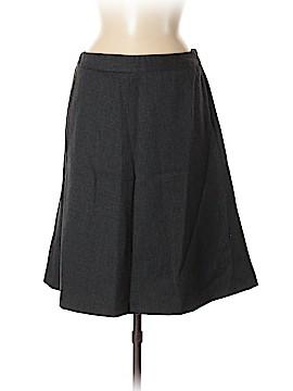 Harve Benard by Benard Holtzman Wool Skirt Size 8 (Tall)