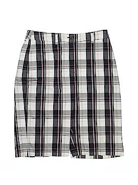 Anne Klein Sport Khaki Shorts Size 6