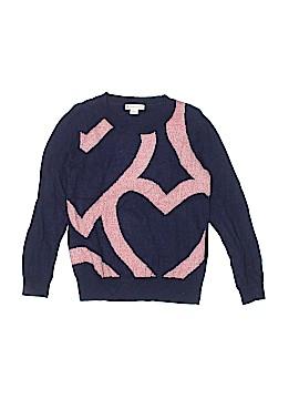 Crewcuts Pullover Sweater Size 6/7