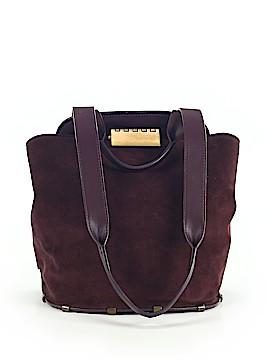 ZAC Zac Posen Leather Satchel One Size