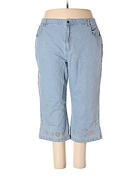 Christopher & Banks Jeans Size 22W (Plus)