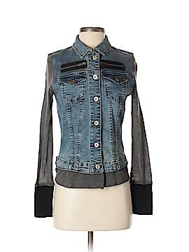 Tribal Denim Jacket Size XS