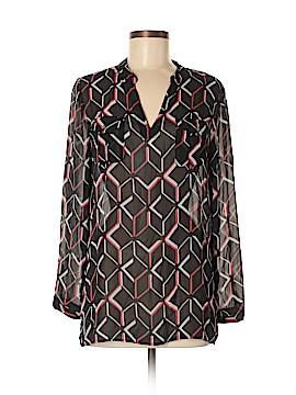 BLK DNM Long Sleeve Blouse Size M