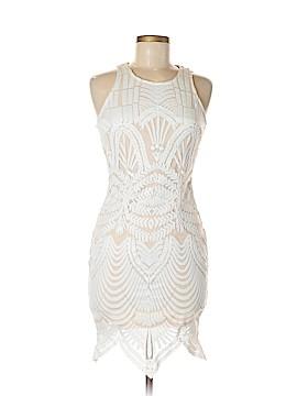 Tea & Cup Casual Dress Size M