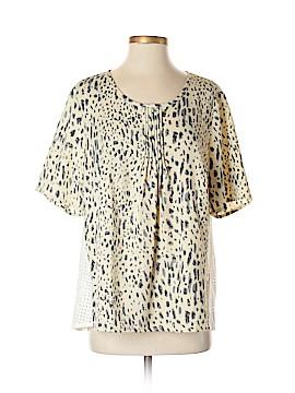 Carmakoma Short Sleeve Top Size 16 Plus (S) (Plus)