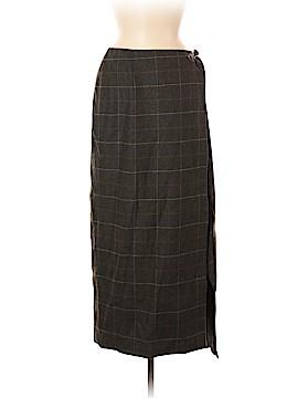 Saks Fifth Avenue Wool Skirt Size 8