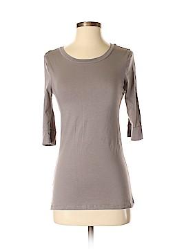 DownEast Basics 3/4 Sleeve T-Shirt Size S